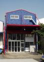 the building of Shinkiba Atlier
